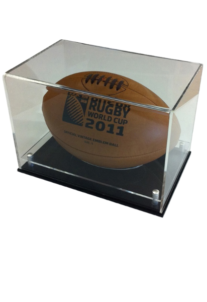 Rugby ball-horizontal